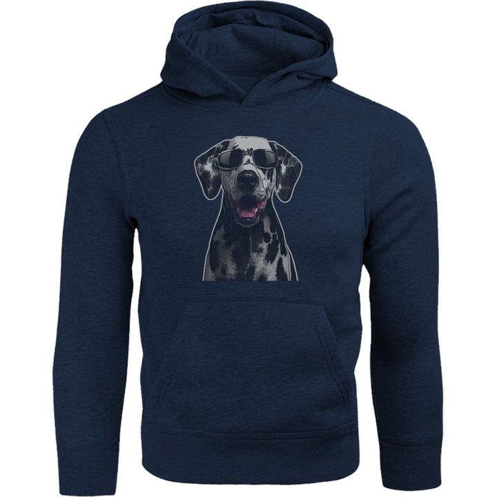 Dalmatian Cool As - Adult & Youth Hoodie - Graphic Tees Australia