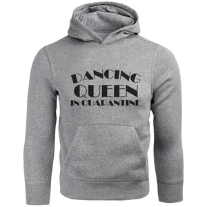 Dancing Queen In Quarantine - Unisex Hoodie - Graphic Tees Australia