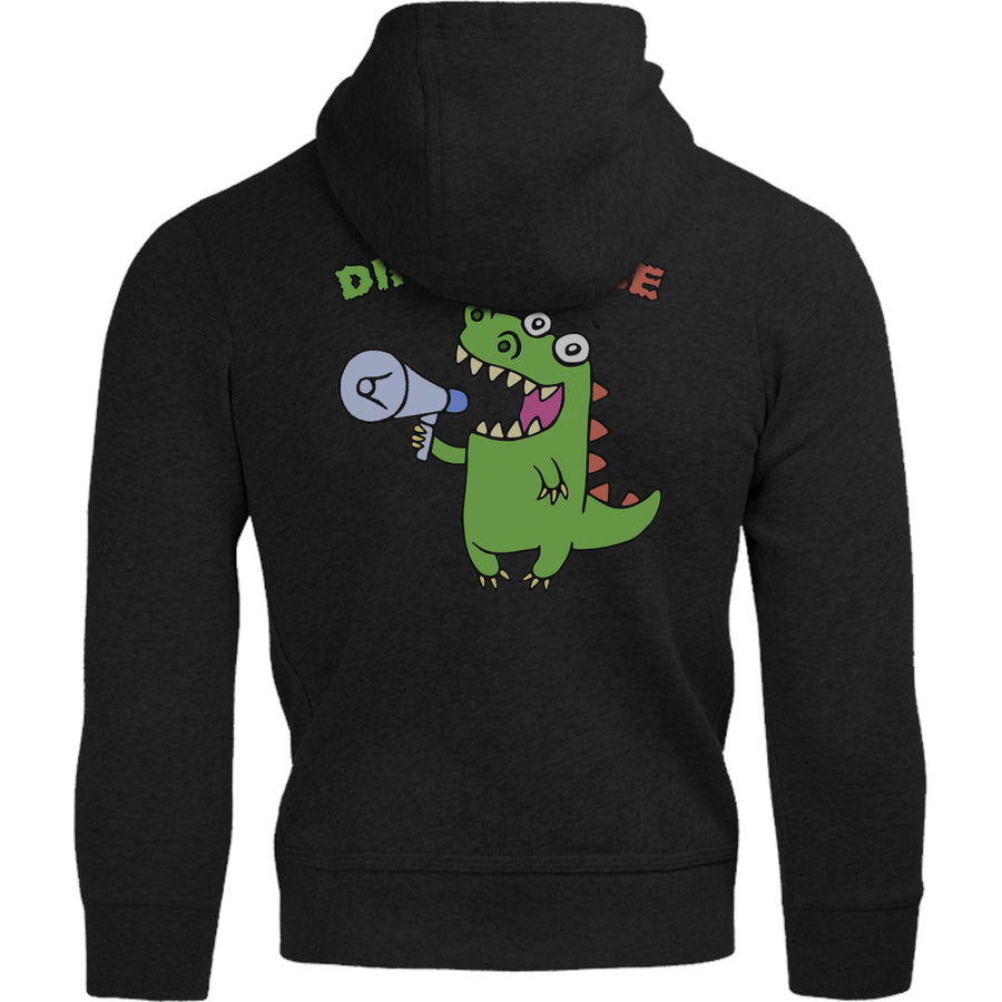 Dinner Time - Adult & Youth Hoodie - Graphic Tees Australia