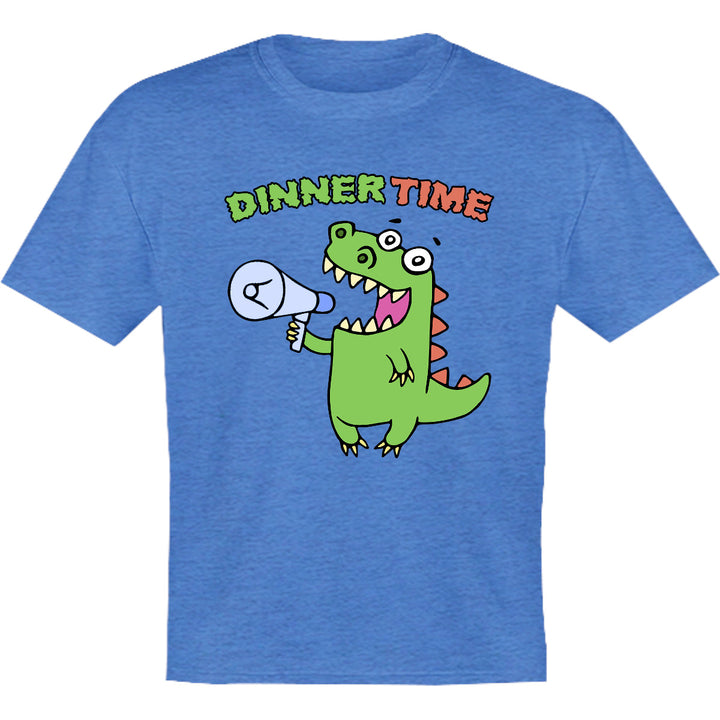 Dinner Time - Youth & Infant Tee - Graphic Tees Australia