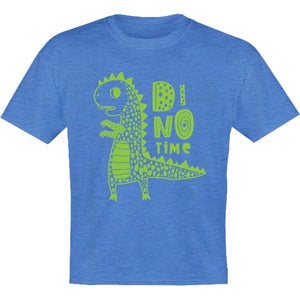 Dino Time - Youth & Infant Tee - Graphic Tees Australia