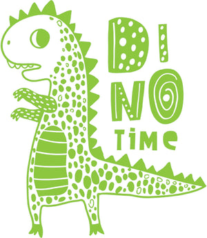Dino Time - Adult & Youth Hoodie - Graphic Tees Australia