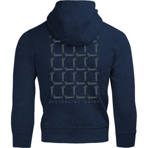 Distancing Guide - Adult & Youth Hoodie - Graphic Tees Australia