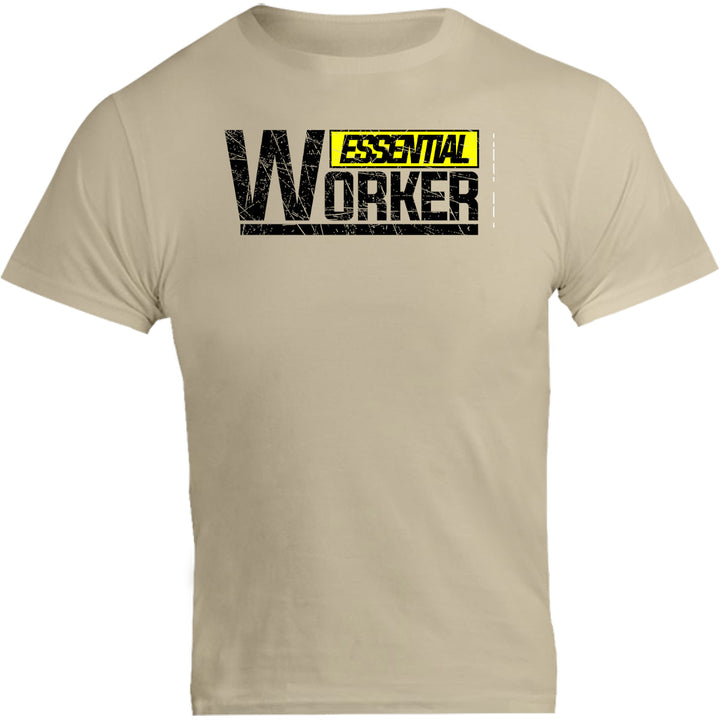 Essential Worker - Unisex Tee - Graphic Tees Australia