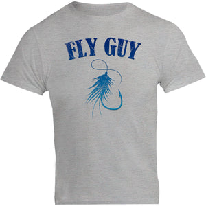 Fly Guy - Unisex Tee - Graphic Tees Australia