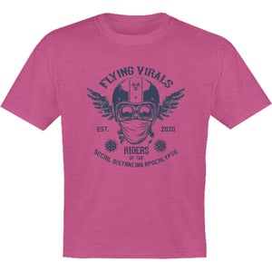 Flying Virals - Youth & Infant Tee - Graphic Tees Australia