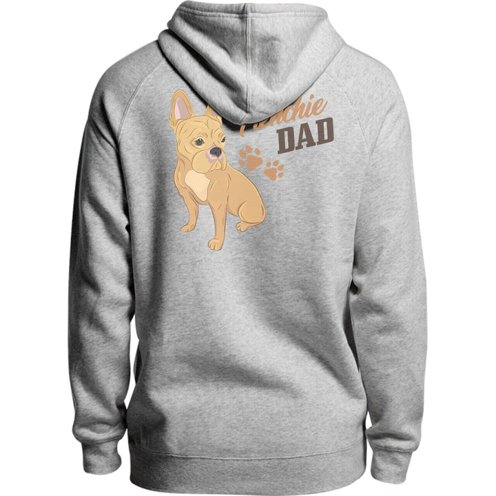 Frenchie Dad - Unisex Hoodie - Plus Size - Graphic Tees Australia