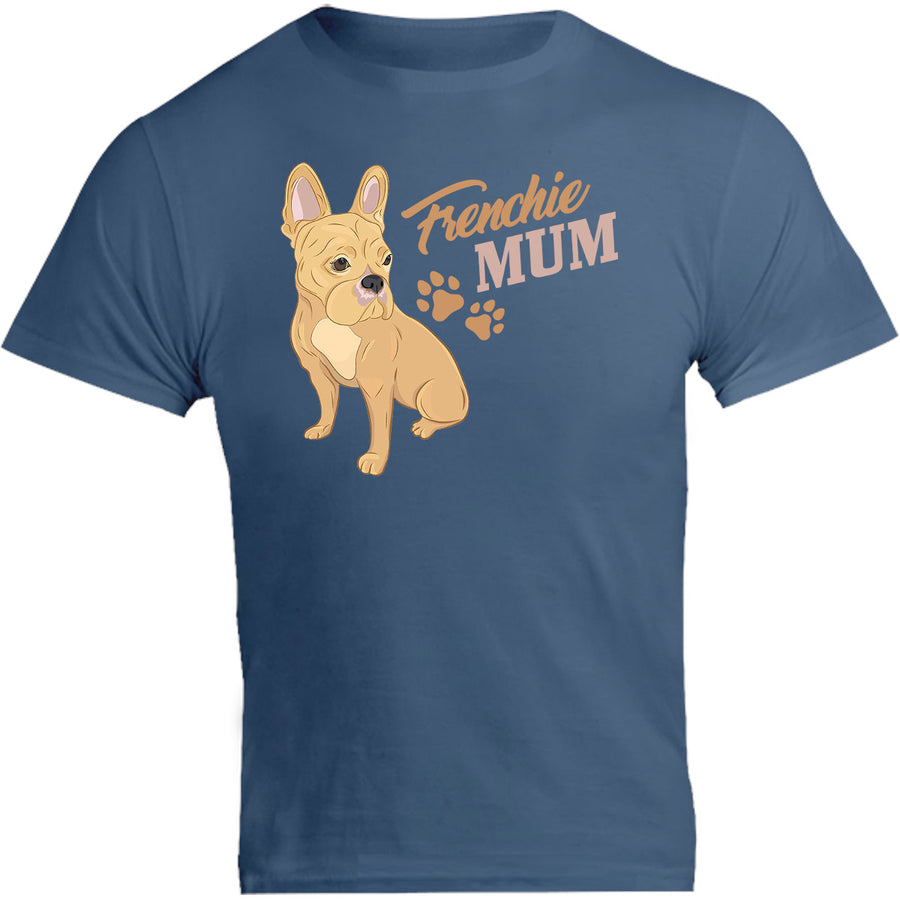 Frenchie Mum - Unisex Tee - Graphic Tees Australia