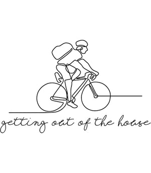 Getting Out Of The House - Unisex Tee - Graphic Tees Australia