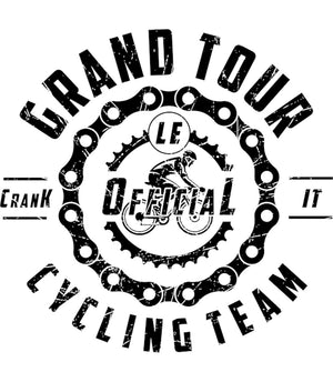 Grand Tour Cycling Team - Unisex Tee - Graphic Tees Australia
