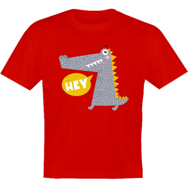 Hey Crocodile - Youth & Infant Tee - Graphic Tees Australia