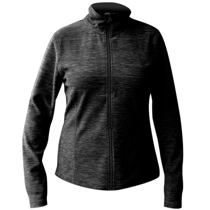 Optic Fleece Jacket - Ladies - Graphic Tees Australia