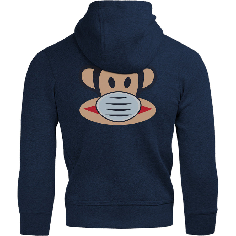 Julius the Monkey Paul Frank - Adult & Youth Hoodie - Graphic Tees Australia