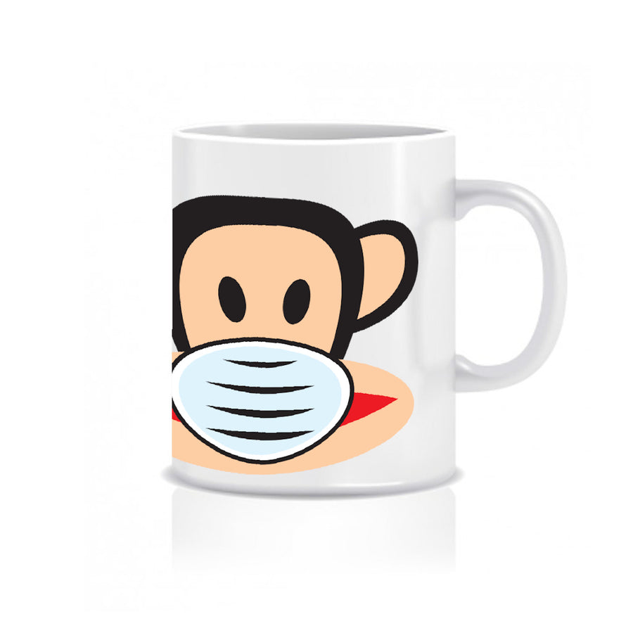 Julius the Monkey Paul Frank - Ceramic Mug - Graphic Tees Australia