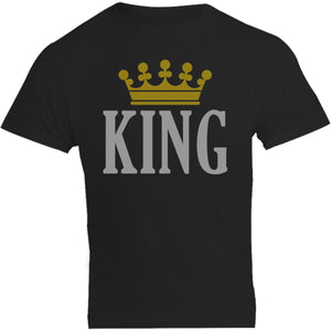 King - Unisex Tee - Graphic Tees Australia