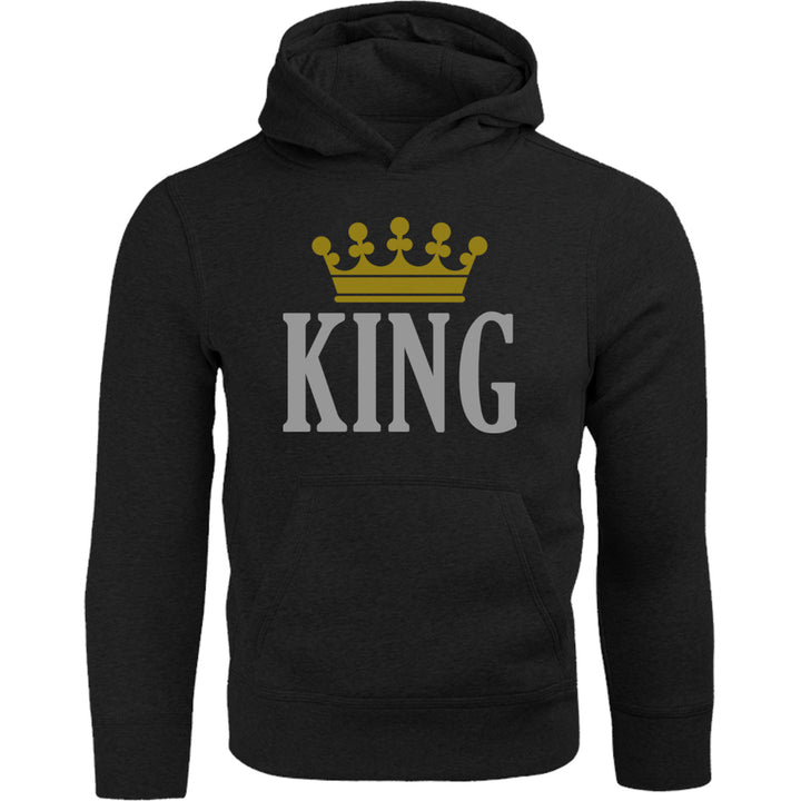King - Adult & Youth Hoodie - Graphic Tees Australia