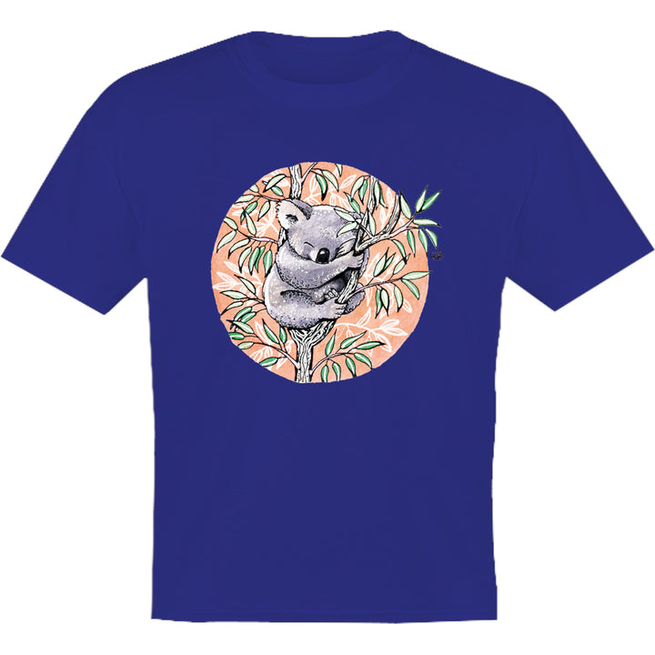 Koala - Youth & Infant Tee - Graphic Tees Australia