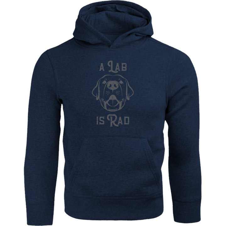 Lab Is Rad - Adult & Youth Hoodie - Graphic Tees Australia