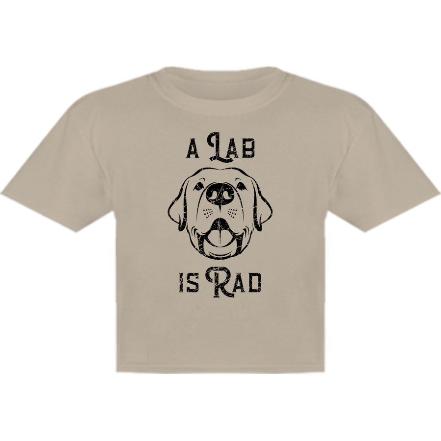 Lab Is Rad - Youth & Infant Tee - Graphic Tees Australia
