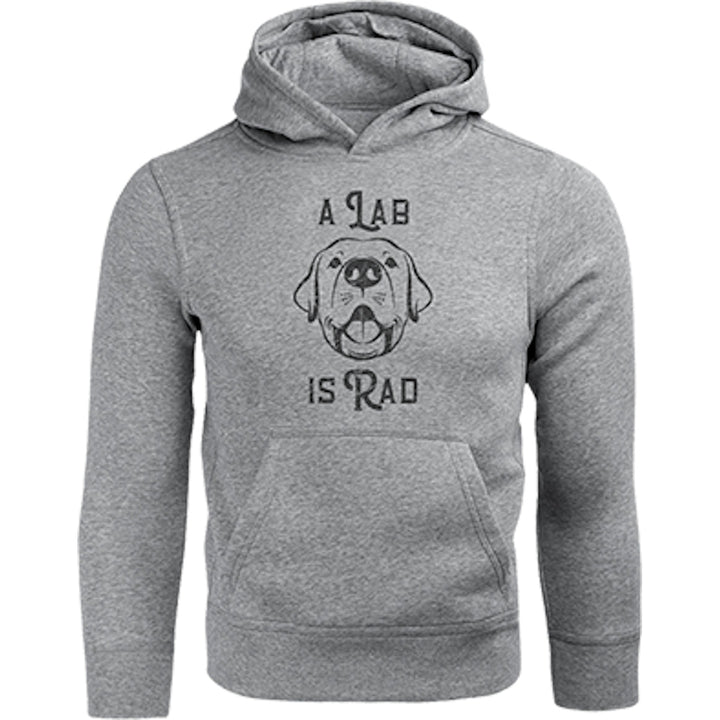 Lab Is Rad - Unisex Hoodie - Graphic Tees Australia