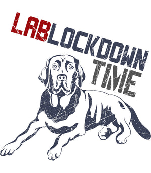 Lab Lockdown - Ladies Relaxed Fit Tee - Graphic Tees Australia