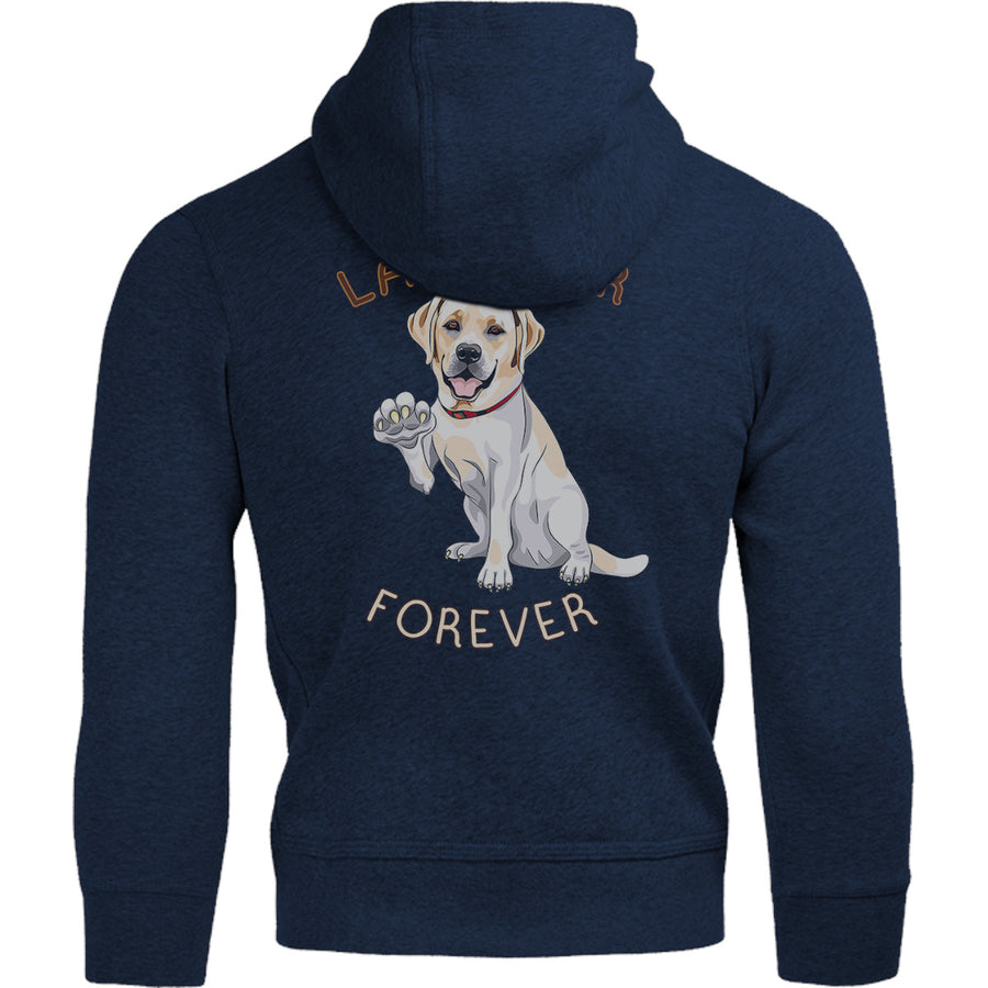 Labrador Forever - Adult & Youth Hoodie - Graphic Tees Australia