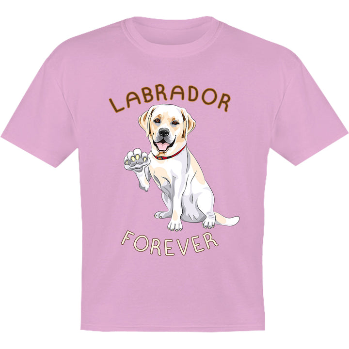 Labrador Forever - Youth & Infant Tee - Graphic Tees Australia