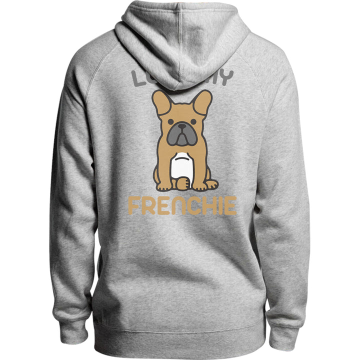 Love My Frenchie - Unisex Hoodie - Plus Size - Graphic Tees Australia