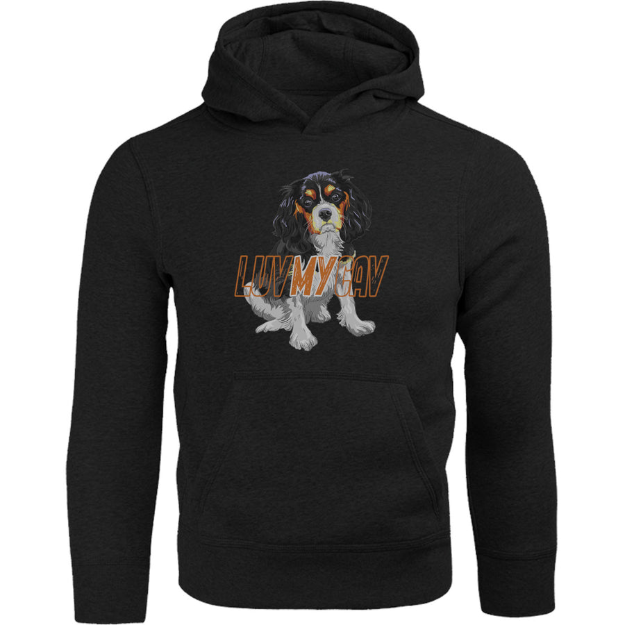 Luv My Cav - Adult & Youth Hoodie - Graphic Tees Australia