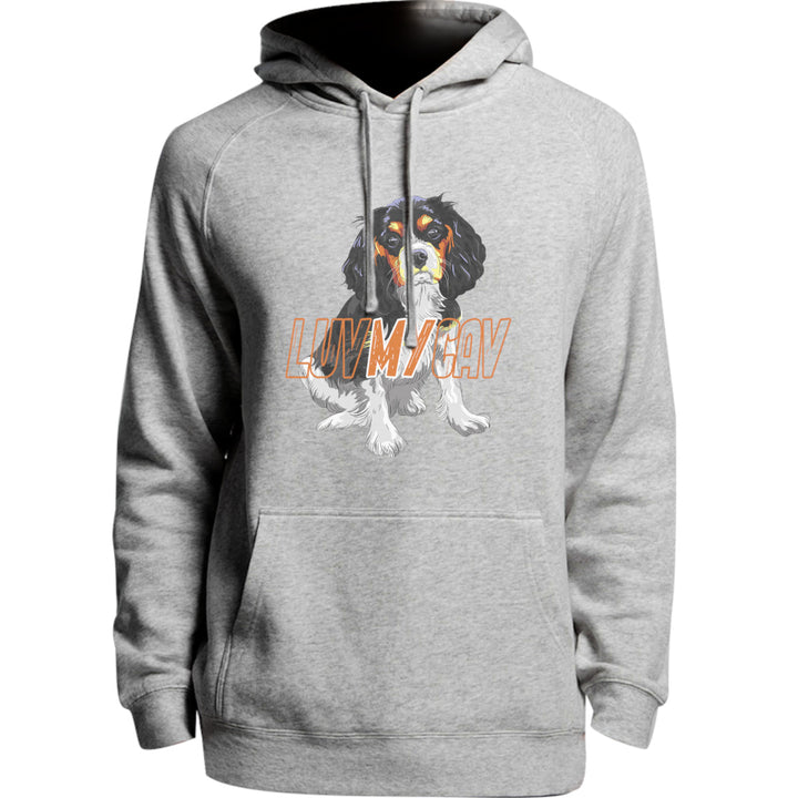 Luv My Cav - Unisex Hoodie - Plus Size - Graphic Tees Australia