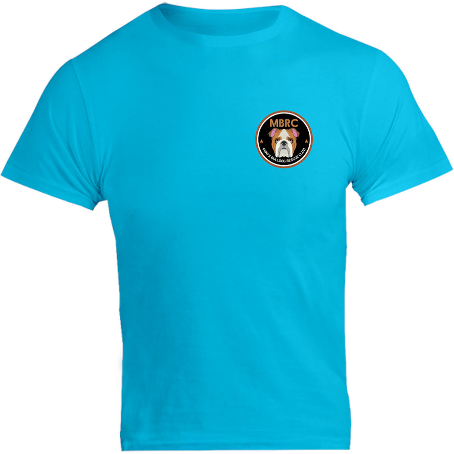 Mini's Bulldog Rescue Club - Unisex Tee
