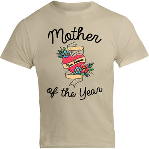 Mother Of The Year - Unisex Tee - Graphic Tees Australia