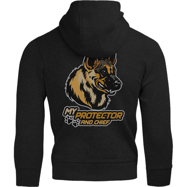 My Protector And Chief - Adult & Youth Hoodie - Graphic Tees Australia