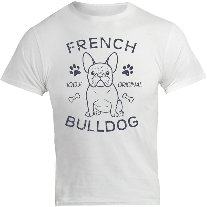 Original French Bulldog - Unisex Tee - Graphic Tees Australia