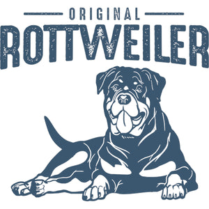Original Rottweiler - Ladies Slim Fit Tee - Graphic Tees Australia