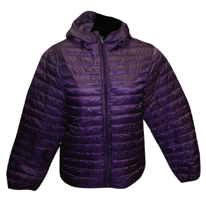 Packable Puffer Jacket - Ladies - Graphic Tees Australia