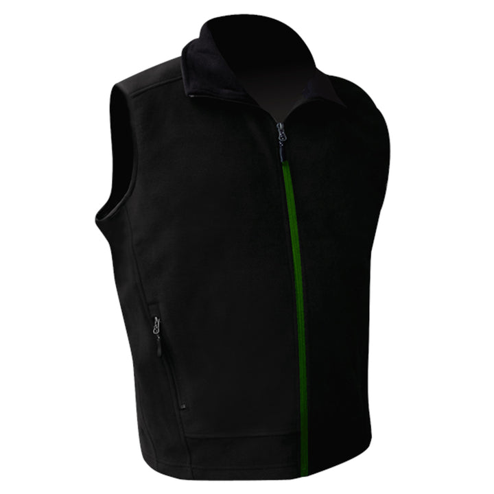 Performance Fleece Vest - Mens - Graphic Tees Australia
