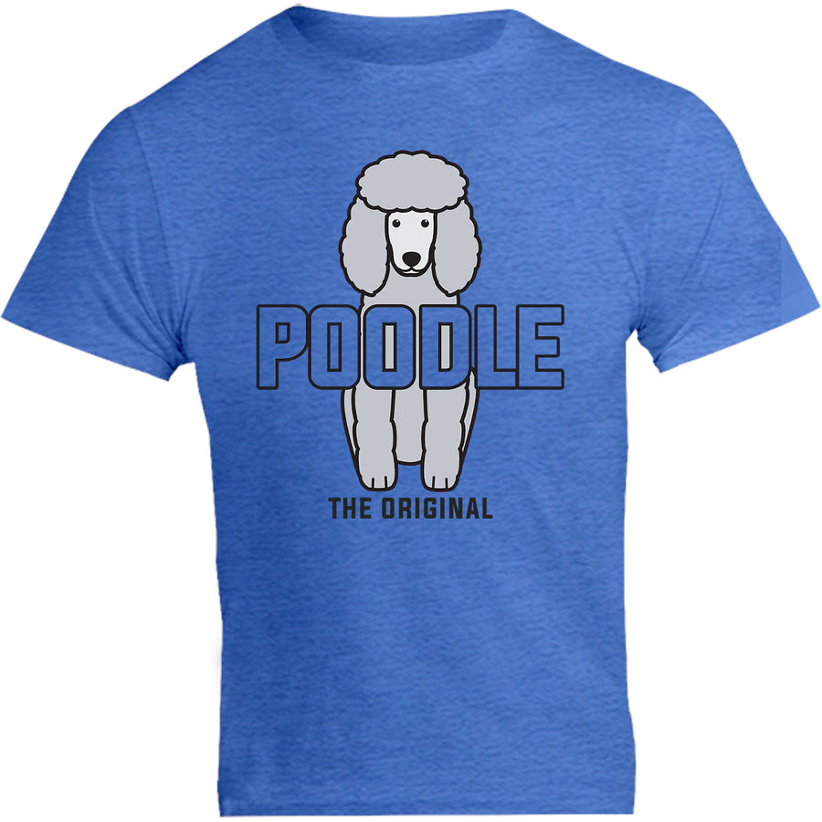 Poodle The Original - Unisex Tee - Graphic Tees Australia
