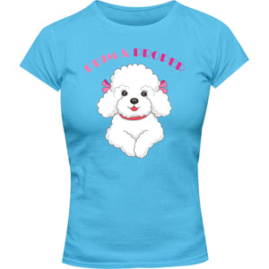 Prim & Proper - Ladies Slim Fit Tee - Graphic Tees Australia