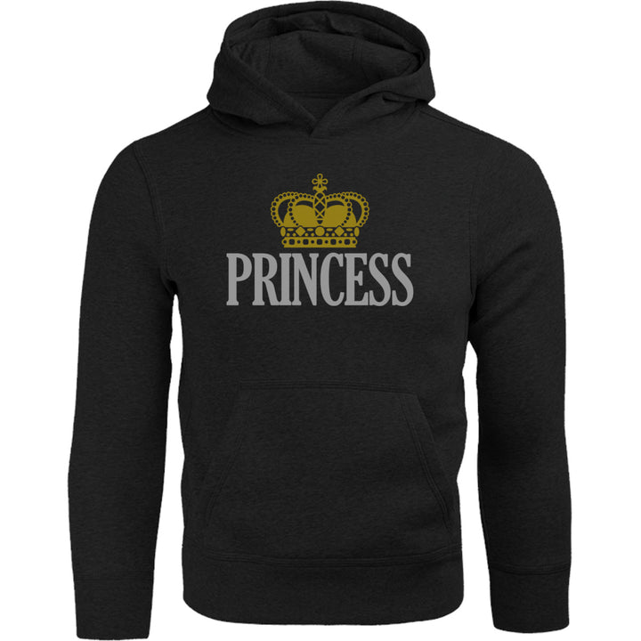 Princess - Adult & Youth Hoodie - Graphic Tees Australia