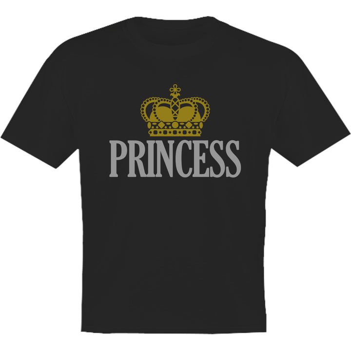 Princess - Youth & Infant Tee - Graphic Tees Australia