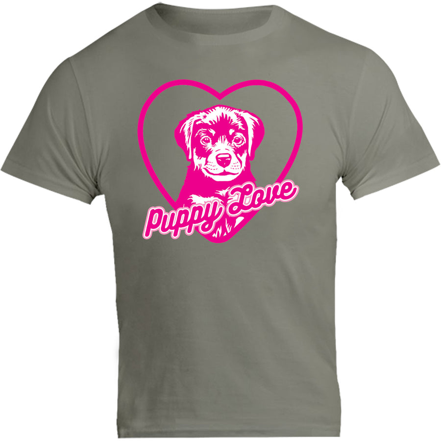 Puppy Love - Unisex Tee - Graphic Tees Australia