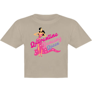 Quarantine Dancing Queen - Youth & Infant Tee - Graphic Tees Australia
