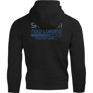 Sarcasm Loading Please Wait - Adult & Youth Hoodie - Graphic Tees Australia