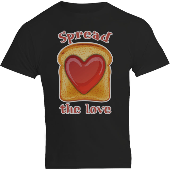 Spread The Love - Unisex Tee - Graphic Tees Australia