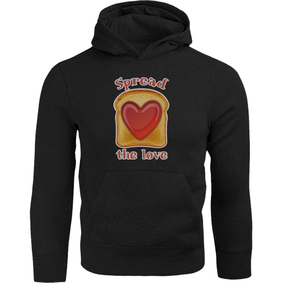 Spread The Love - Adult & Youth Hoodie - Graphic Tees Australia