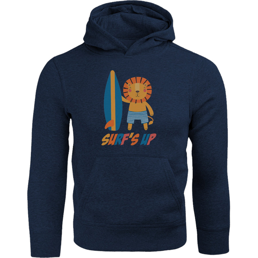 Surf's Up - Adult & Youth Hoodie - Graphic Tees Australia