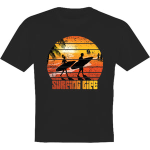 Surfing Life - Youth & Infant Tee - Graphic Tees Australia