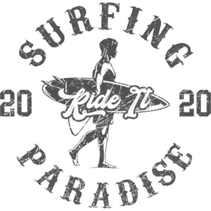Surfing Paradise - Youth & Infant Tee - Graphic Tees Australia