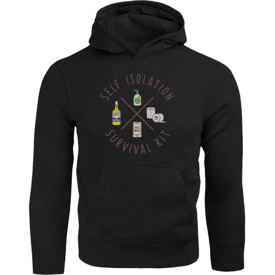 Survival Kit - Adult & Youth Hoodie - Graphic Tees Australia